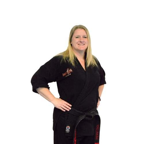 Instructor Amy Swift, Amerikick Delran NJ